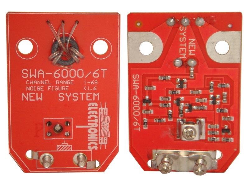 Усилитель Антенный SWA-6000